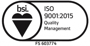HTA BSI Logo 9001:2015